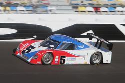 #5 Action Express Racing Porsche-Riley: David Donohue, Burt Frisselle, Darren Law, Buddy Rice