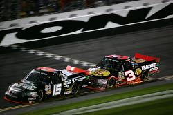 Michael Waltrip, Toyota and Austin Dillon, RCR Chevrolet