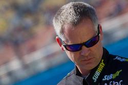 Bob Osborne, crew chief for Carl Edwards, Roush Fenway Racing Ford