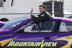 Vincent Nobile, Mountain View Tire Dodge Status pilot