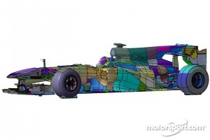 New Dassault Systemes partnership allows McLaren Racing to push design and production cycle to new limits