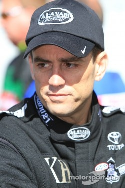 Reigning Top Fuel Champion Larry Dixon