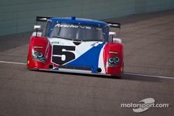 #5 Action Express Racing Porsche Riley: David Donohue, Darren Law