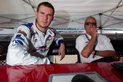 Leh Keen and Hurley Haywood