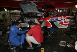 Федерико Вильягра и Хорхе-Перес Компанк, Ford Fiesta RS WRC, Munchi's Ford World Rally Team