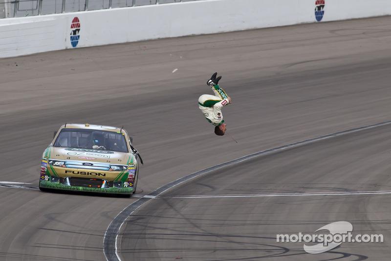 Las Vegas 2011; Der einzige echte Saisonsieg
