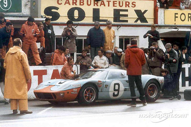 Pedro Rodríguez et Lucien Bianchi, Ford GT40