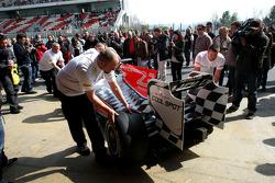 Hispania Racing F1 Team F111