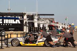 #004 Robertson Racing Doran Ford GT