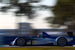 #006 Core Autosport Oreca FLM09: Gunnar Jeannette, Ricardo Gonzalez, Rudy Junco