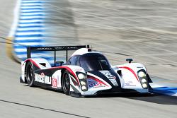 #06 Muscle Milk Aston Martin Racing AMR/Lola Coupe B08/62: Greg Pickett, Klaus Graf, Lucas Luhr