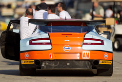 #60 Gulf AMR Middle East Aston Martin Vantage