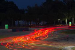 Night lights at Sebring