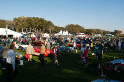 The Amelia Island Concours d'Elegance