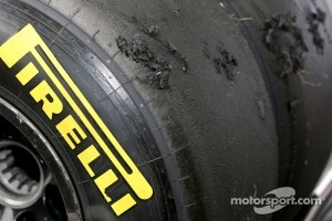 Problems with the Pirellis for Red Bull Racing