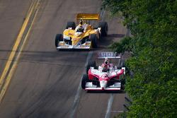 James Jakes, Dale Coyne Racing, Ryan Hunter-Reay, Andretti Autosport