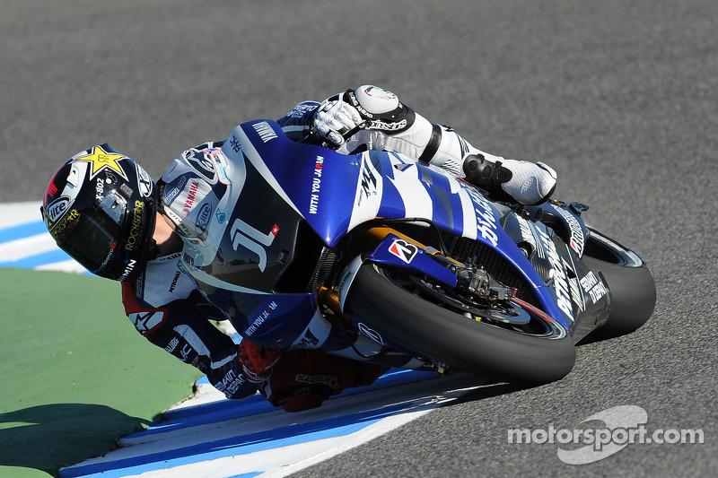 2011 Jorge Lorenzo, Yamaha Factory Racing (Yamaha YZR-M1)