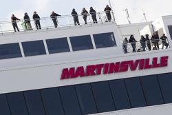 Martinsville Speedway tower