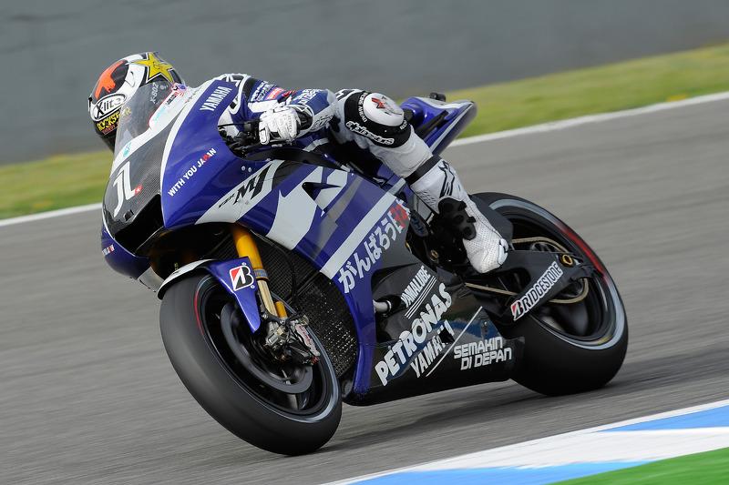 2011 рік - Yamaha (MotoGP)
