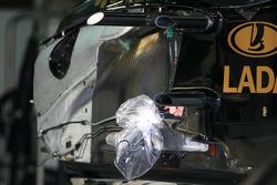 Lotus Renault GP, Technical detail