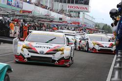 #31 Apr Toyota Prius GT: Koki Saga, Yuichi Nakayama