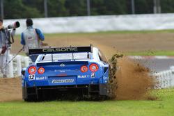 #12 Team Impul Nissan GT-R Nismo GT3: Joao Paulo de Oliveira