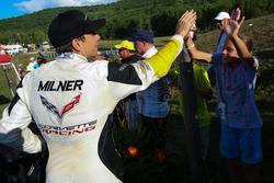 #4 Corvette Racing Chevrolet Corvette C7.R: Tommy Milner
