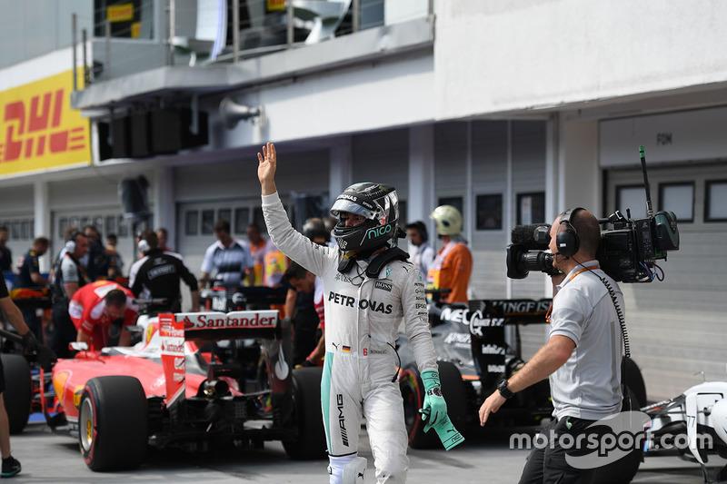 10ª Rosberg en Hungría