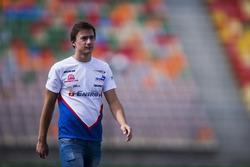 Константин Терещенко, Campos Racing