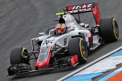 Шарль Леклер, тестовый пилот Haas F1 Team