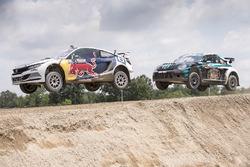 Sebastian Eriksson, Honda; Scott Speed, Volkswagen