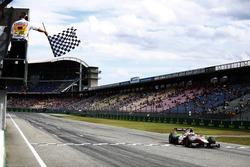Sieger Sergey Sirotkin, ART Grand Prix