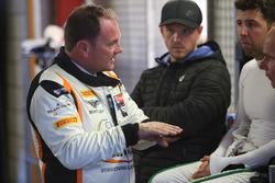 #30 Team Parker Racing, Bentley Continental GT3: Derek Pierce