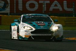 #44 Oman Racing Team, Aston Martin Vantage GT3: Ahmad Al Harthy, Devon Modell, Jonathan Adam, Darren Turner