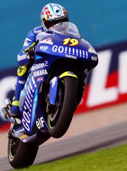 Olivier Jacque, Gauloises Yamaha Tech 3