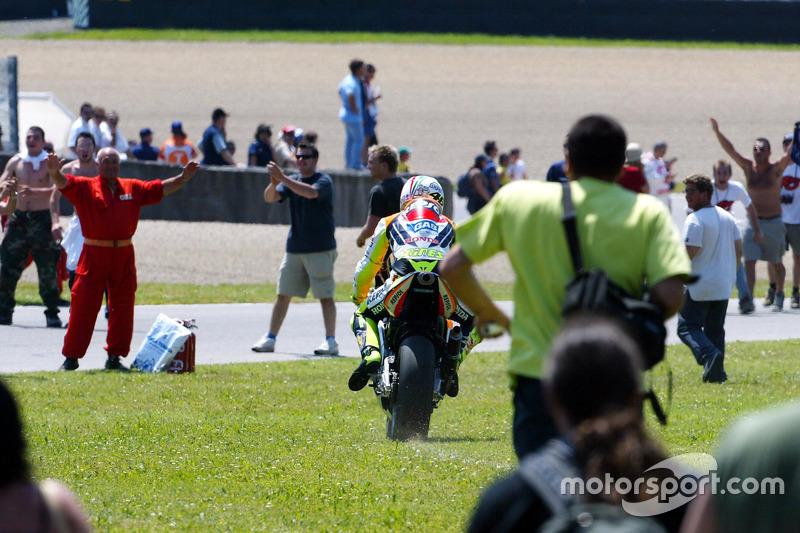 #17 GP d'Italie 2002