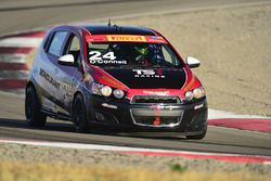 #24 Tech Sport Racing, Chevrolet Sonic: Canaan O'Connell