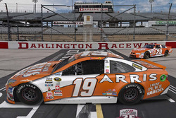 Throwback-Design von Carl Edwards, Joe Gibbs Racing, Toyota