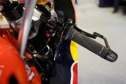 Das Bike von Brad Binder, Red Bull KTM Ajo