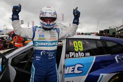 Pole position per Jason Plato, Silverline Subaru BMR Racing