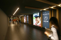 Le Walk of Legends du Red Bull Ring