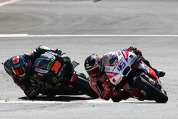 Scott Redding, Octo Pramac Racing; Bradley Smith, Monster Yamaha Tech 3