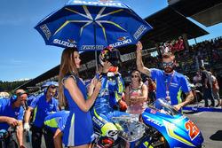 Маверік Віньялес, Team Suzuki MotoGP на стартовій решітці
