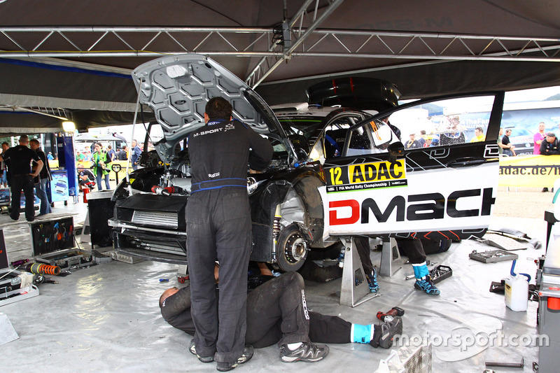 Отт Тянак, Раіго Молдер, DMACK World Rally Team
