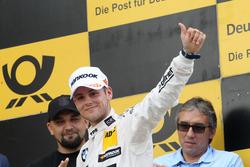 Podium: le 2e Tom Blomqvist, BMW Team RBM, BMW M4 DTM