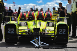Car of Simon Pagenaud, Team Penske Chevrolet