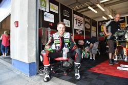 #46, Flembbo Leader Team, Kawasaki: Oliver Skach, Florian Galotte, Emiliano Bellucci
