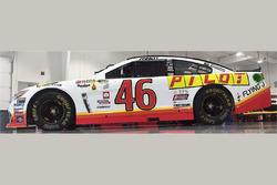 Throwback-Design von Michael Annett, HScott Motorsports, Chevrolet