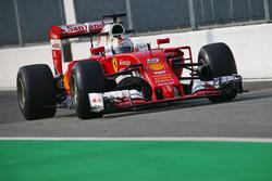 Себастьяна Феттеля, Ferrari SF16-H