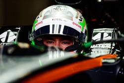 Альфонсо Селис мл., пилот по развитию Sahara Force India F1 VJM09